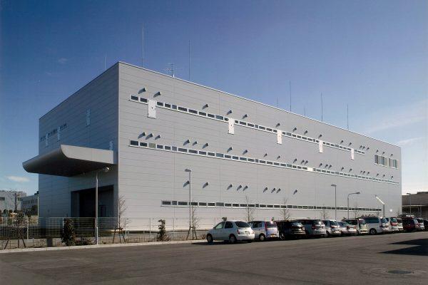 ステインケミカル松戸工場
