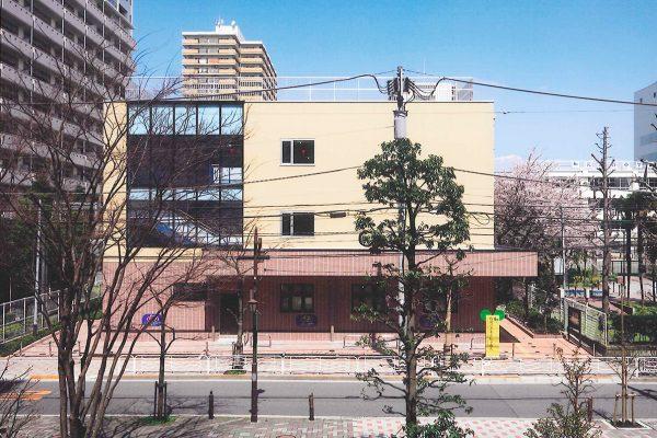 江東区立元加賀小学校