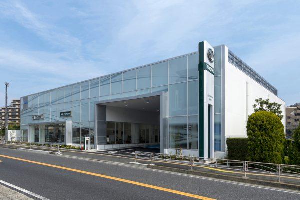 横浜トヨペット ⾦沢店